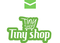 Tinyshop newsletter